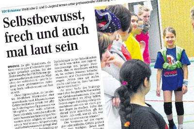 Bericht Weinheimer Nachrichten vom 20.02.2013