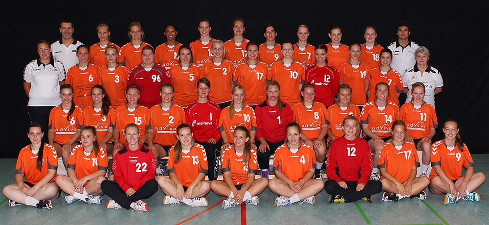 Damen_2014-2015