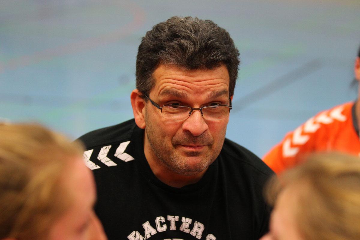 Trainer Franz-Josef Höly