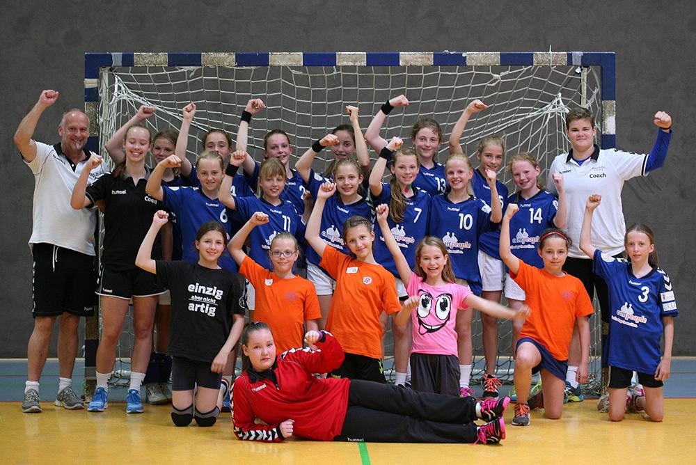 Handball - wD-Jugend - Qualifikation in Birkenau - Fotosammlung - 2015-06-14-23