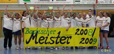 Der Badische Meister 2008/2009