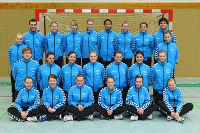 B-Jugend 2010/2011