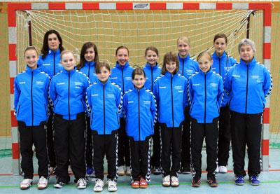 Mannschaft 2010/2011