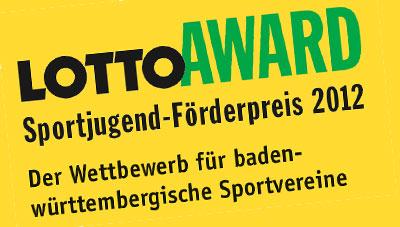 LOTTO AWARD 2012
