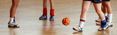 Trainingslager in der Landessportschule Tailfingen